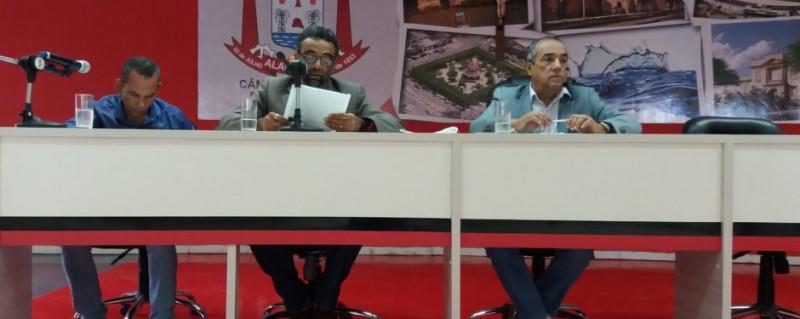 Presidente da Câmara convoca vereadores para realização de sessão extraordinária